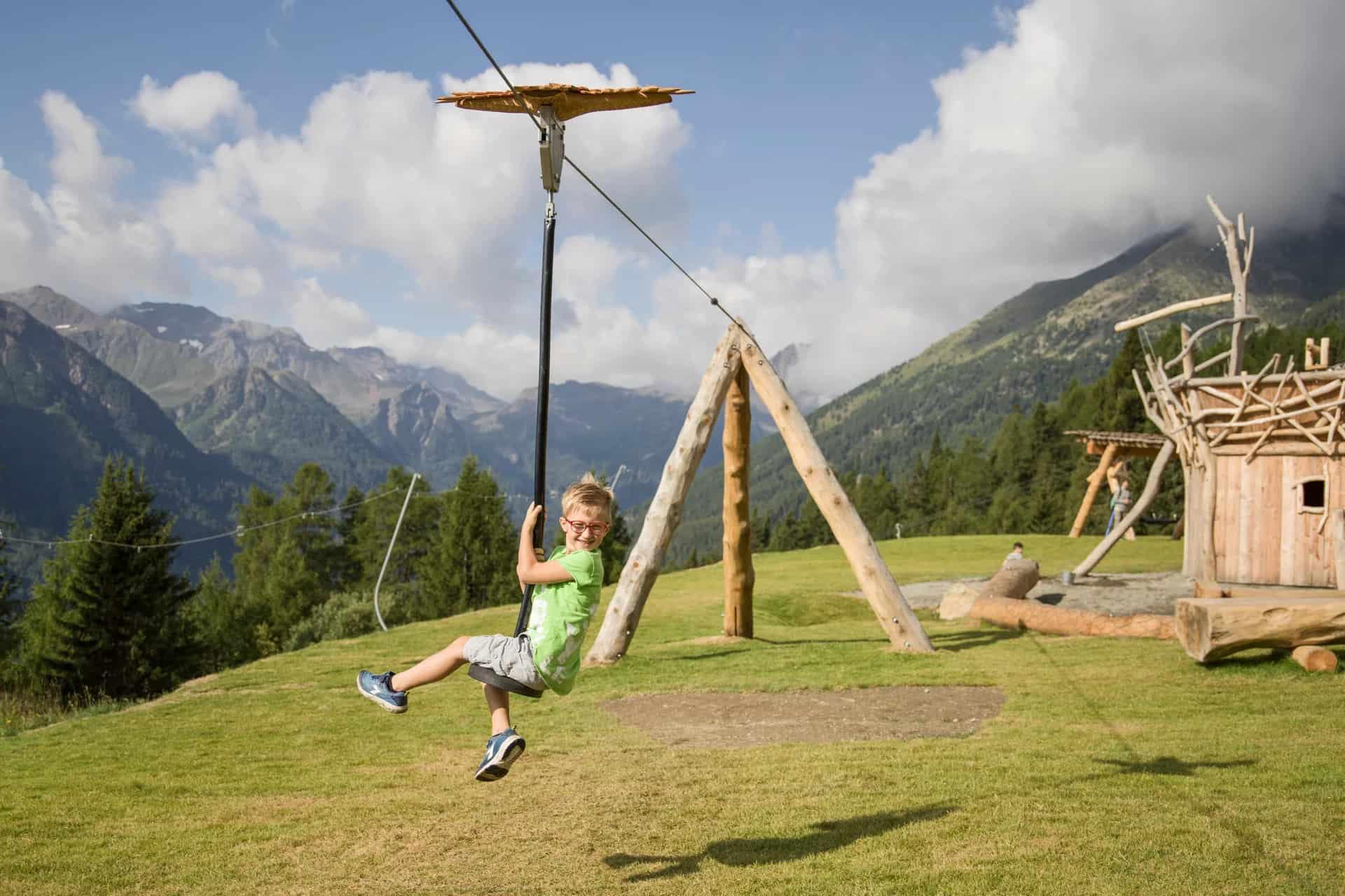 pejo estate: 7 cose da fare con i bambini