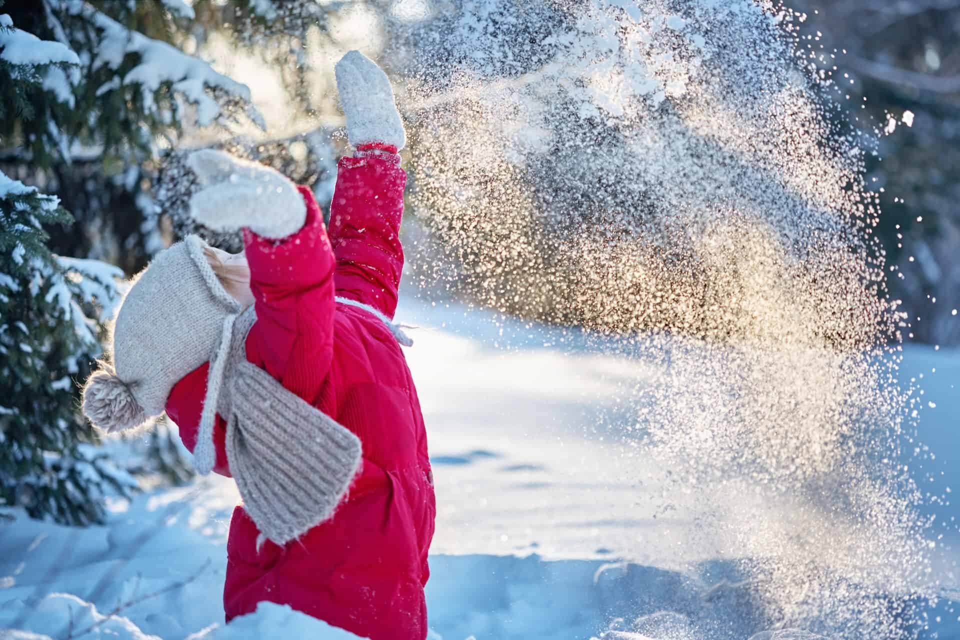 inverno a pejo: 6 cose da fare con i bambini
